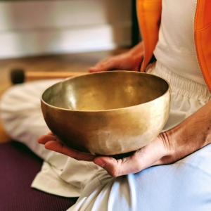 Klang Mantra Ruhe