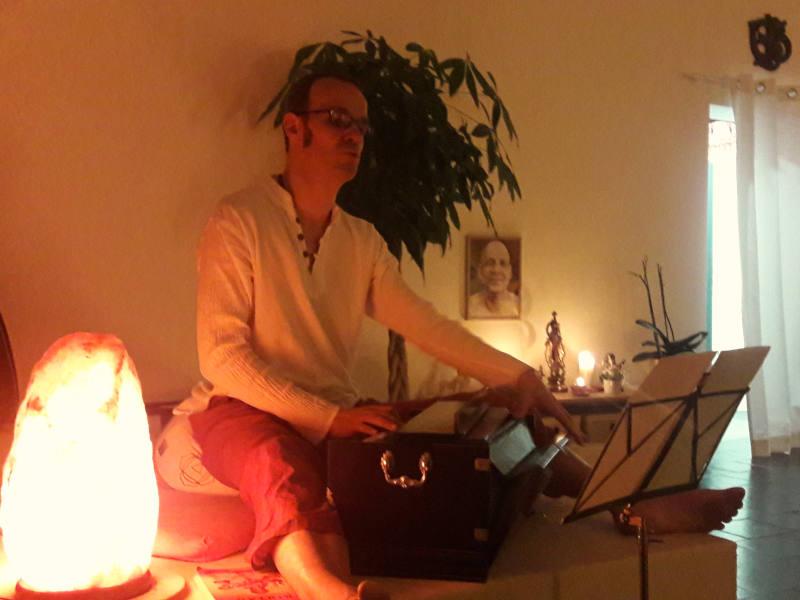 Satsang im Herzraum Yoga Krefeld